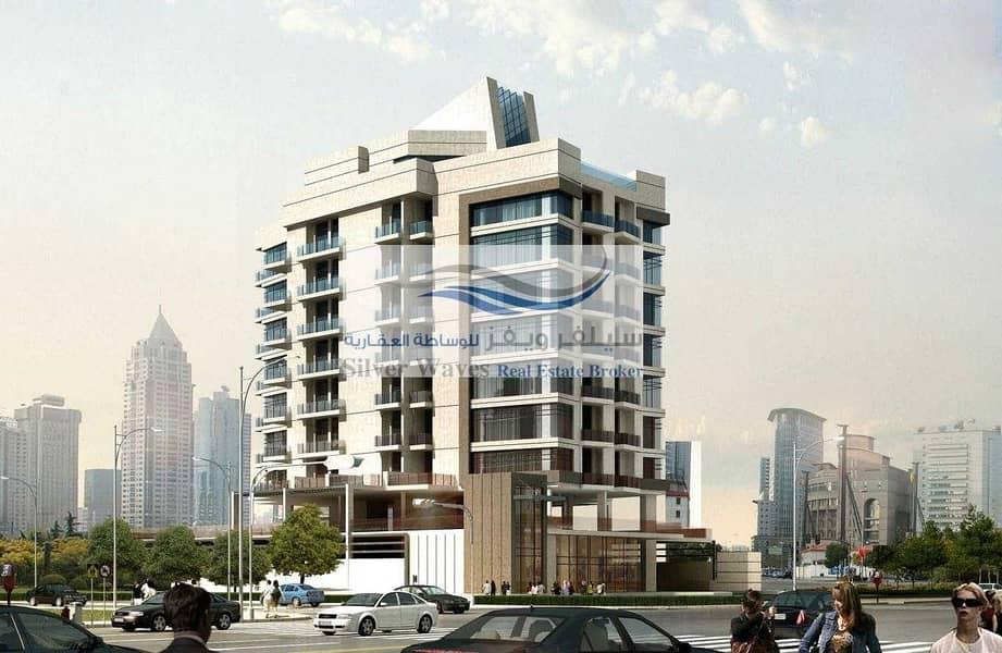Brand New I Modern Building in Warsan First