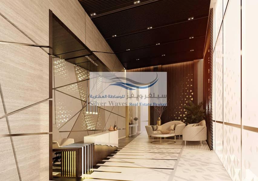 2 Brand New I Modern Building in Warsan First