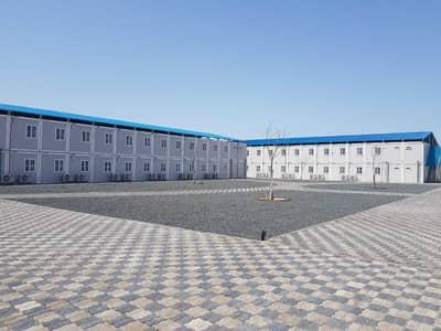 سكن عمال  للايجار في منطقة الإمارات الصناعية الحديثة، أم القيوين - سكن عمال في منطقة الإمارات الصناعية الحديثة 33600 درهم - 5359253