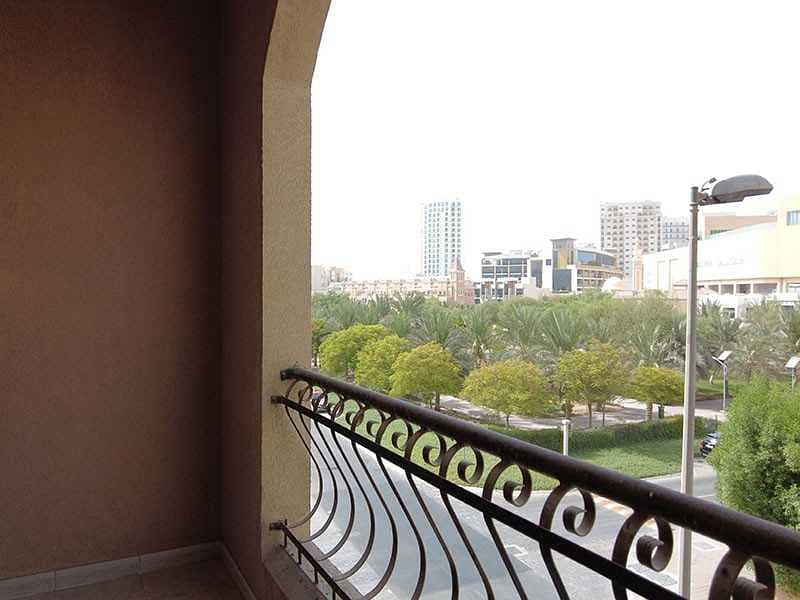 Park View | Balcony | Central Gas | Near Circle Mall