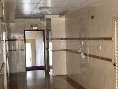2 Bedroom Apartment for Rent in Al Nuaimiya, Ajman - Two-bedroom apartment and a central hall in Al Nuaimiya