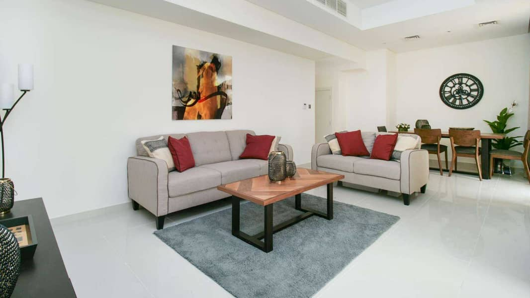 2 Fully Furnished Home