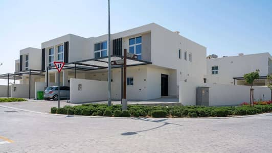 3 Bedroom Townhouse for Sale in DAMAC Hills 2 (Akoya Oxygen), Dubai - 3 Bed Corner Unit with Unique Big Garden
