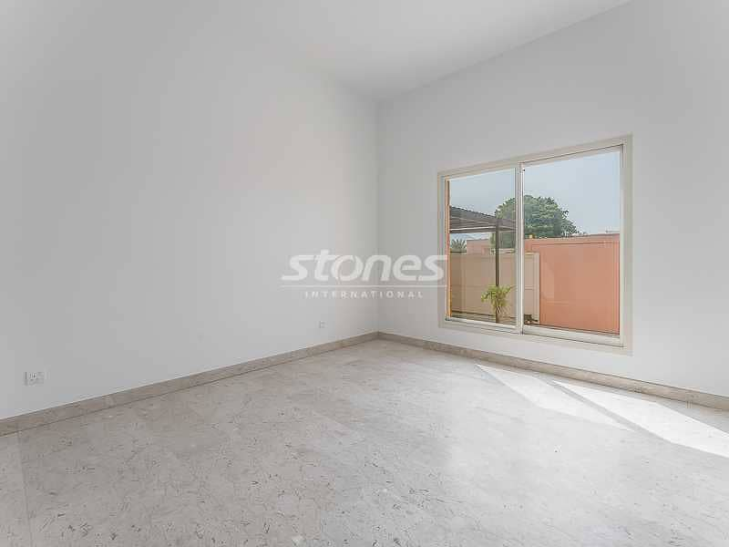 20 A Well-Maintained Unfurnished Villa