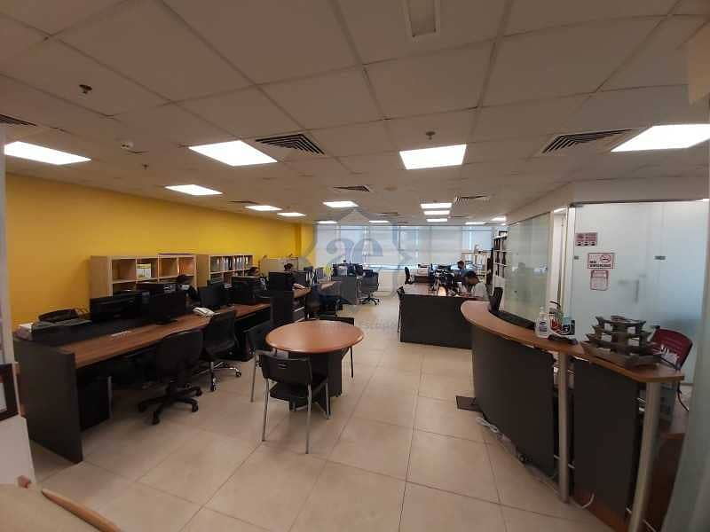 Stunning Fully Fitted Office in Mazaya BB1