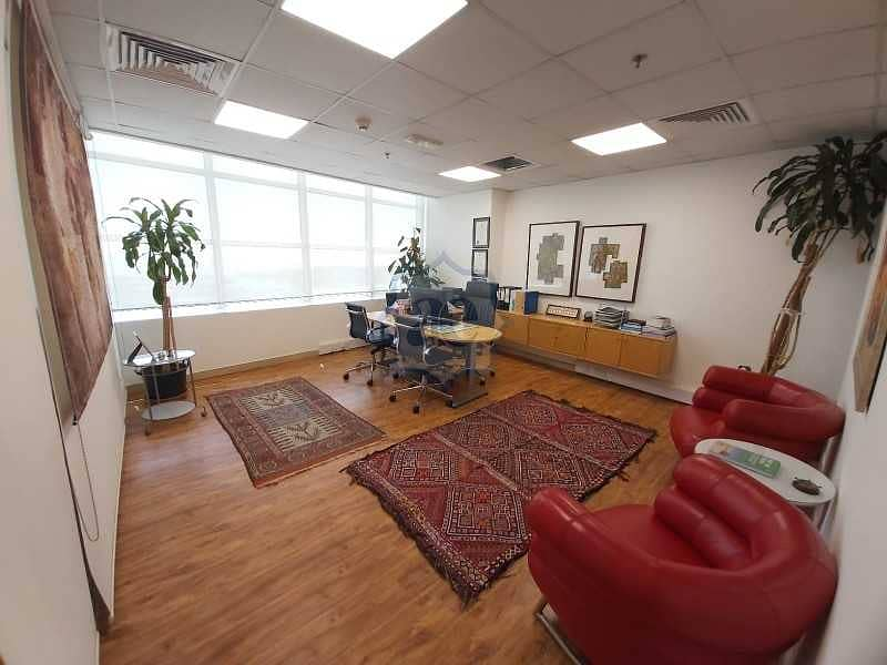 11 Stunning Fully Fitted Office in Mazaya BB1