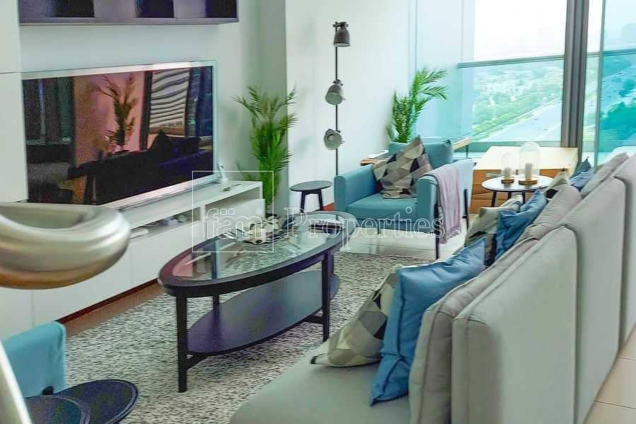 Elegant 3 B/R Duplex   Fully Furnished
