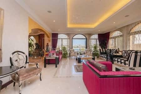 فیلا 4 غرف نوم للايجار في نخلة جميرا، دبي - 4BR Atrium Entry |Atlantis View | Furnished