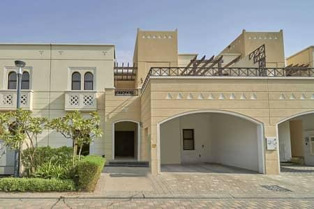 تاون هاوس 4 غرف نوم للبيع في مدن، دبي - Beautiful Family Home on a Single Row