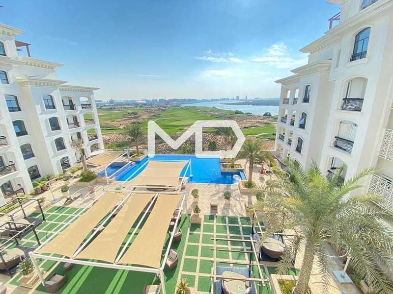 شقة في أنسام 4 أنسام جزيرة ياس 3 غرف 3200000 درهم - 5359164