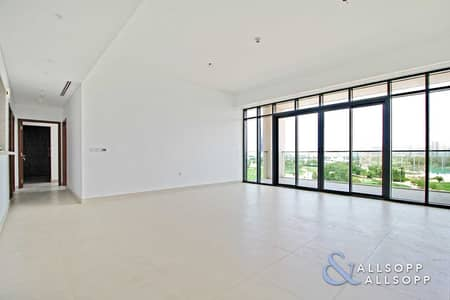 3 Bedroom Apartment for Sale in The Hills, Dubai - Vacant   3 Bedroom   Full Golf Course View