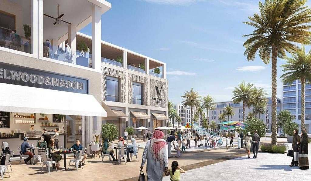 The Valley | Emaar Property | Exclusive Units and Launch Offers