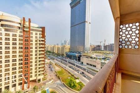 فلیٹ 2 غرفة نوم للايجار في نخلة جميرا، دبي - High Floor   C Type Layout   Mid September
