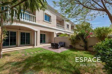 فیلا 2 غرفة نوم للبيع في مثلث قرية الجميرا (JVT)، دبي - Exclusive Townhouse on a Great Location and VOT