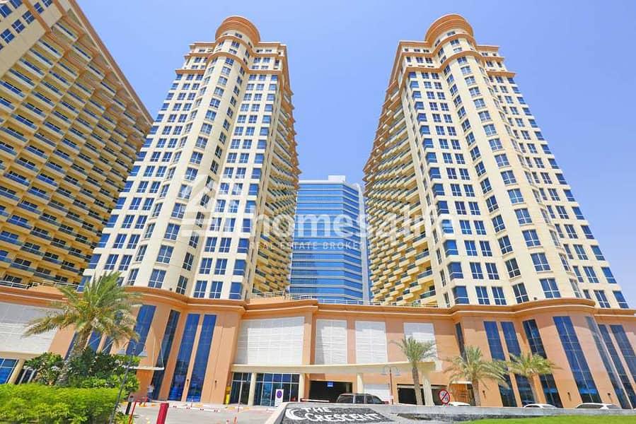 Exclusive | Amazing View | High floor l