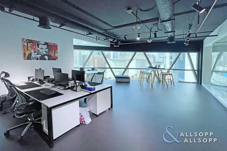 مکتب  للبيع في مركز دبي المالي العالمي، دبي - Corner Unit | Close to Metro | Spacious Unit