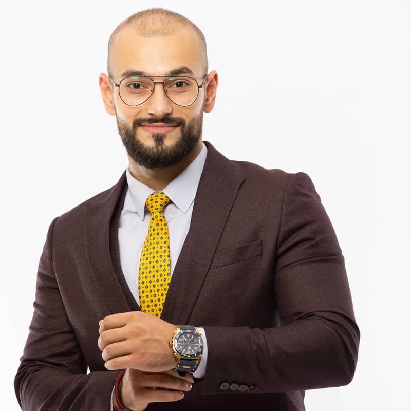 Majd Ibrahim Barshini