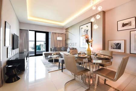 1 Bedroom Apartment for Rent in Business Bay, Dubai - Premium 1BR | All Bills Included | Paramount
