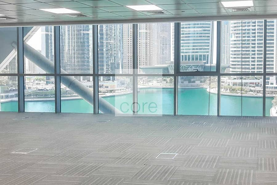 2 Combined Fitted Office | Low Floor | DMCC