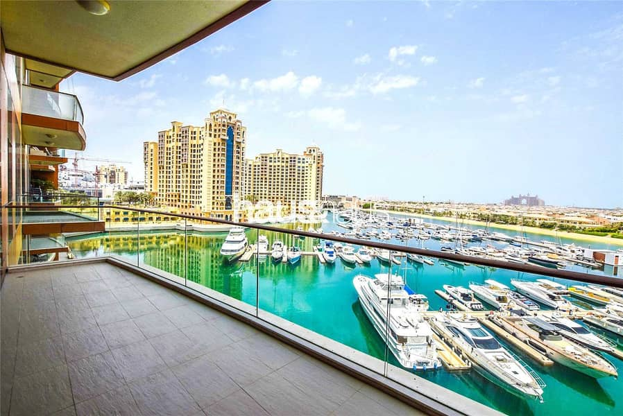 Stunning views | 2 bed + Study | Fitted kitchen