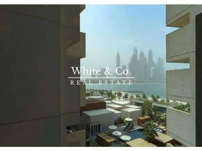 3 Bedroom Flat for Rent in Palm Jumeirah, Dubai - Vacant | Furnished | Maids Room | Huge Storage