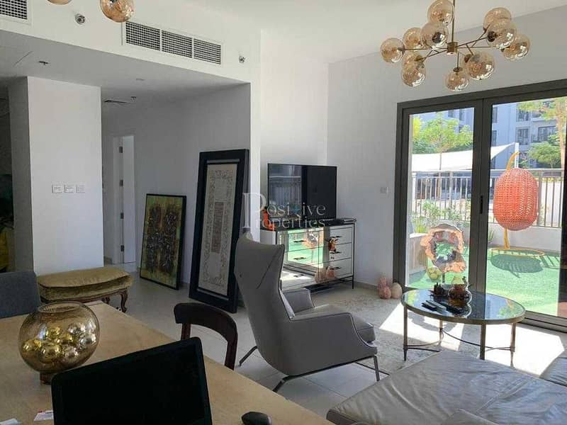 2 PODIUM LEVEL LANDSCAPED TERRACE LIKE BALCONY  DIRECT ACCESS TO AMMENTIES