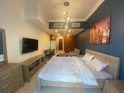Studio for Rent in Jumeirah Lake Towers (JLT), Dubai - Hall