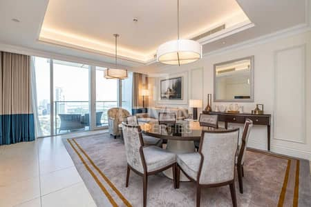 2 Bedroom Flat for Rent in Downtown Dubai, Dubai - Impressive and Iconic Layout | Affordable