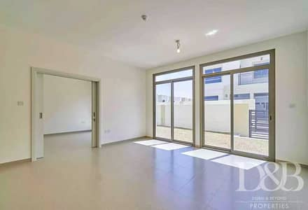 4 Bedroom Townhouse for Sale in Town Square, Dubai - Single Row   Brand New   Ready To Move In