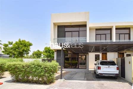 5 Bedroom Villa for Sale in DAMAC Hills (Akoya by DAMAC), Dubai - Single Row | Corner Unit | Large Private Plot