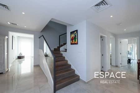 فیلا 6 غرف نوم للايجار في السهول، دبي - Lake View - Meadows Special  - Upgraded