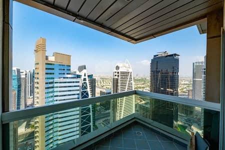 2 Bedroom Apartment for Rent in Jumeirah Lake Towers (JLT), Dubai - Clean Unit | Vacant | Bright Unit |Fantastic Views