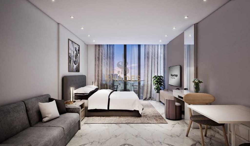 2 NO DOWNPAYMENT 2 BED APARTMENT IN DUBAI