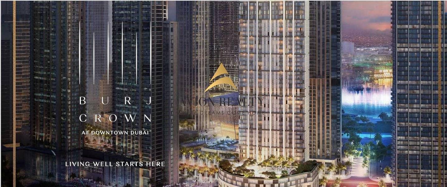 18 Best Priced | High ROI | Luxury Living - Downtown Dubai