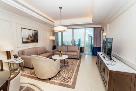 1 Bedroom Flat for Rent in Downtown Dubai, Dubai - All Inclusive | High Floor | Amazing Views