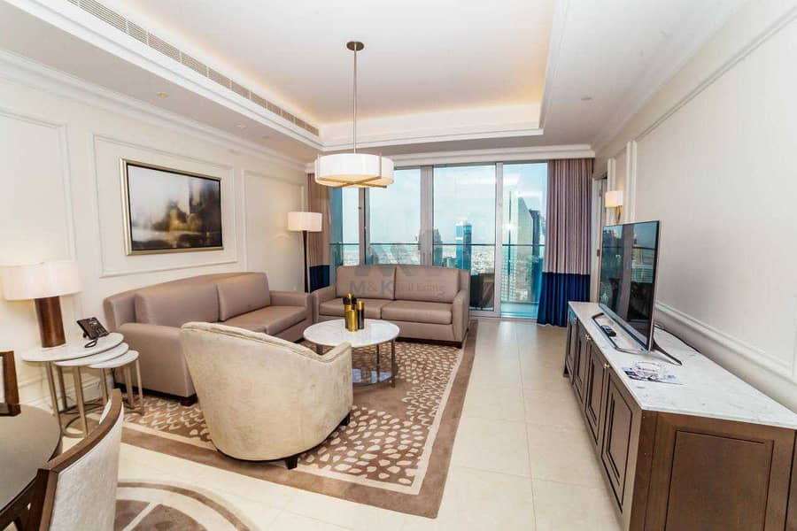 شقة في العنوان بوليفارد وسط مدينة دبي 1 غرف 150000 درهم - 5360491