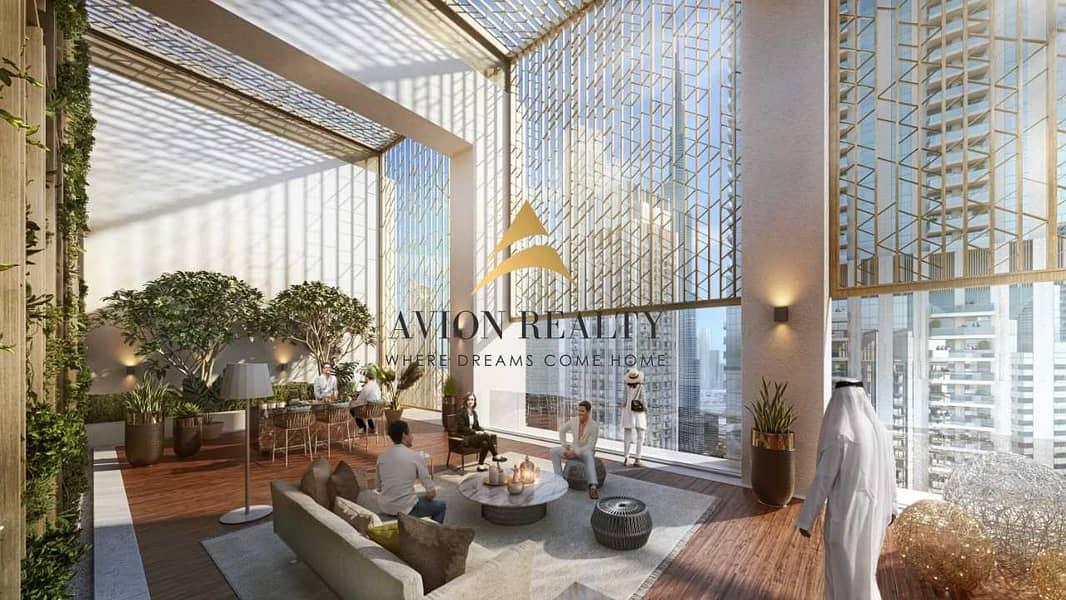 2 Panoramic Views | Huge Layout | Modern & Luxury Living