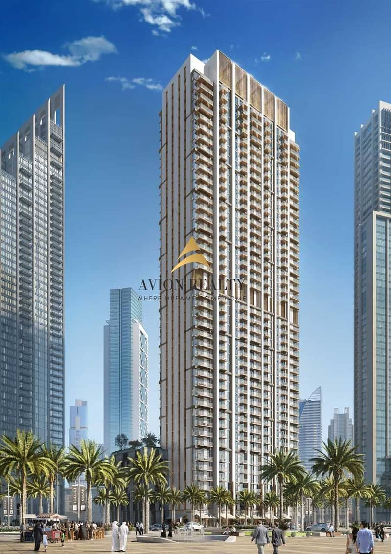 18 Panoramic Views | Huge Layout | Modern & Luxury Living