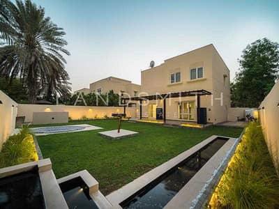 4 Bedroom Villa for Sale in The Meadows, Dubai - Exclusive Newly Fully Upgraded Cosy 4 BR Villa