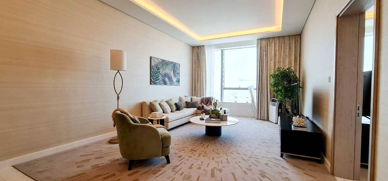 2 Brand New - 1BR | Fully Furnished | Service Charge Waiver