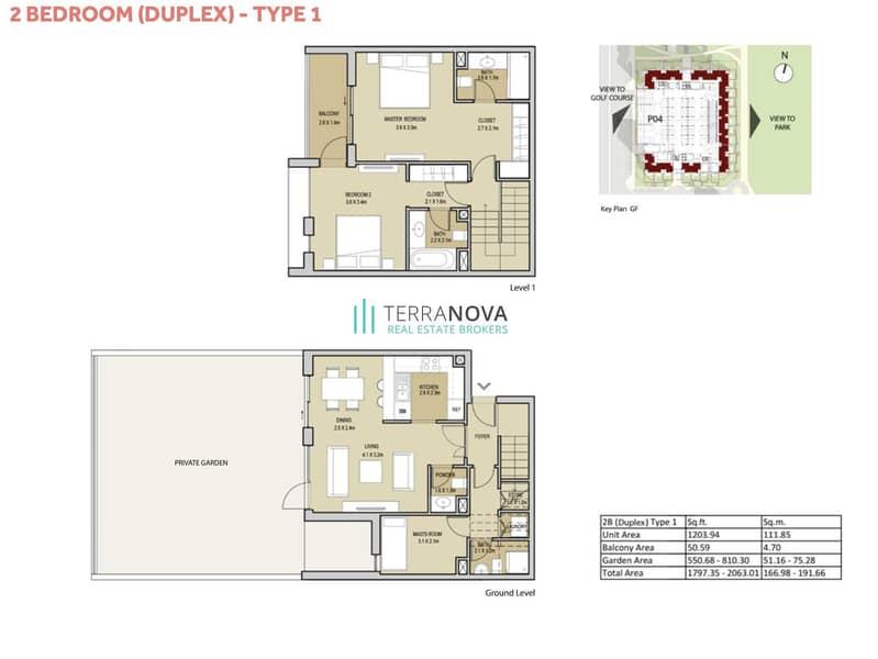 20 Ready to Move |Duplex | Private Garden | Private Entrance