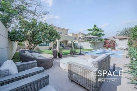 فیلا 4 غرف نوم للبيع في جميرا بارك، دبي - Legacy 4 Bedrooms | Immaculate Condition