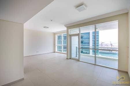 شقة 2 غرفة نوم للايجار في جميرا بيتش ريزيدنس، دبي - Sea View | 2 Bedroom + Maid's | High Floor