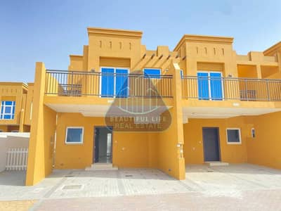 3 Bedroom Townhouse for Sale in DAMAC Hills 2 (Akoya Oxygen), Dubai - 3BR + Basement   3 Years Payment Plan   Exclusive Offer