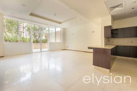 1 Bedroom Flat for Rent in Palm Jumeirah, Dubai - Ground Floor | Large 1 Bedroom | Vacant Now