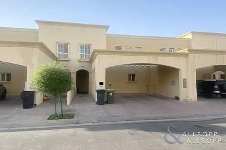 فیلا 3 غرف نوم للايجار في الينابيع، دبي - Springs 2 | 3M | Near Pool & Park | 3 Beds