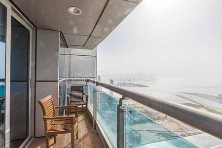 3 Bedroom Flat for Sale in Dubai Marina, Dubai - Duplex   Dubai Eye Palm Jumeirah View   Upgraded