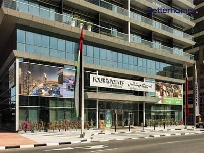 شقة فندقية 3 غرف نوم للايجار في شارع الشيخ زايد، دبي - Panoramic View Mid/High Floor Fully Furnished  3BR