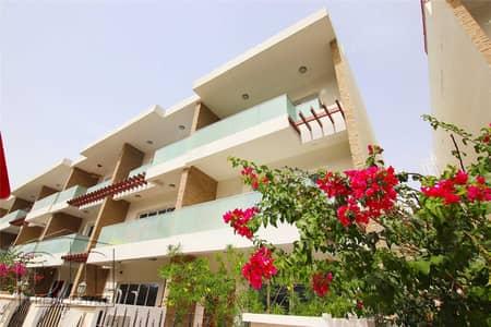 تاون هاوس 4 غرف نوم للبيع في قرية جميرا الدائرية، دبي - Best Price | Beside Park | Semi Detached