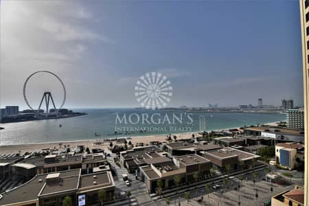 Studio for Rent in Jumeirah Beach Residence (JBR), Dubai - Sea View Fully Furnished Studio in Rimal